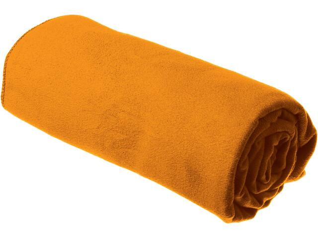 Sea to Summit Drylite Towel Antibacterial XL orange